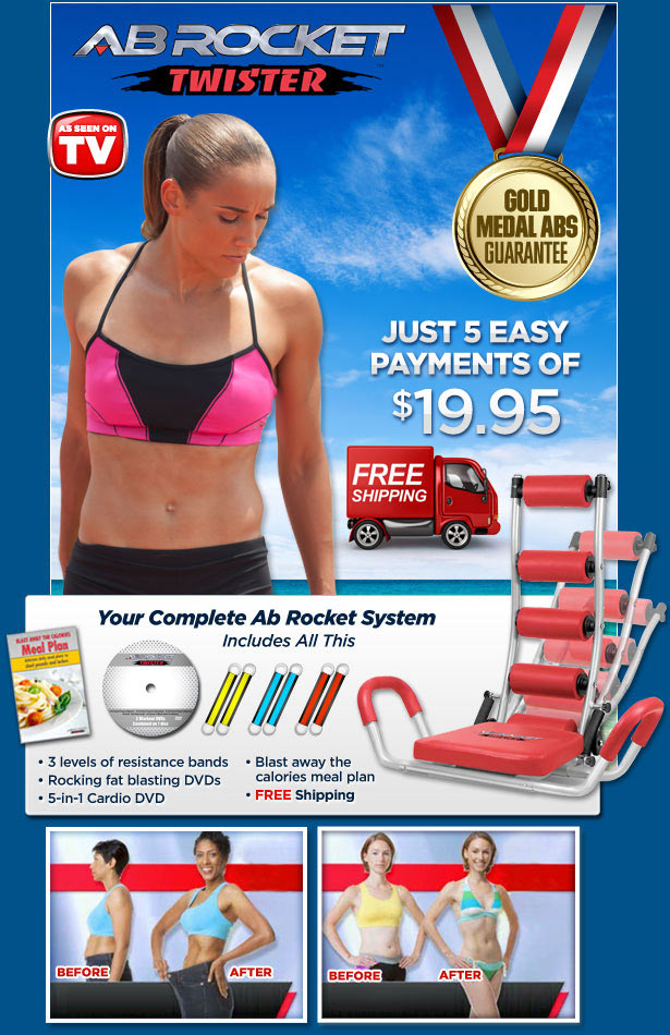 Order Ab Rocket Twister Today!